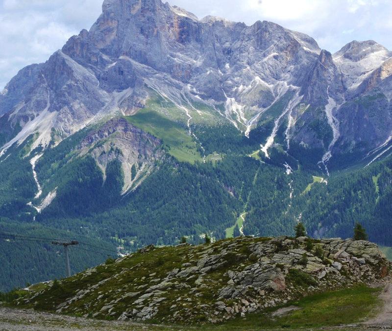 Passeggiata geologica lungo il Sentiero delle Marmotte